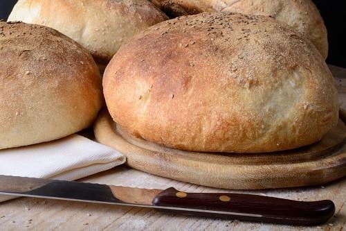 Barley Breads