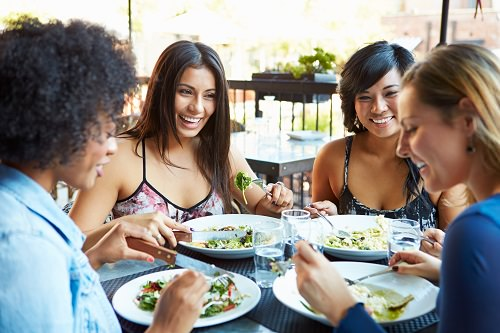 Choose the restaurant