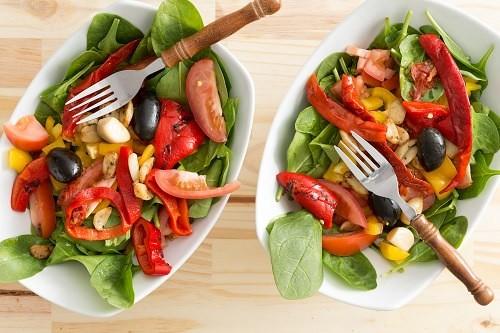 Crush on Salad