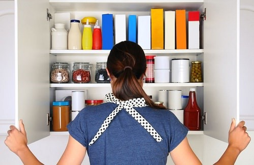 Fill the Pantry