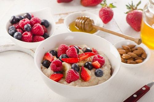 Oatmeal helps to boost the immune system