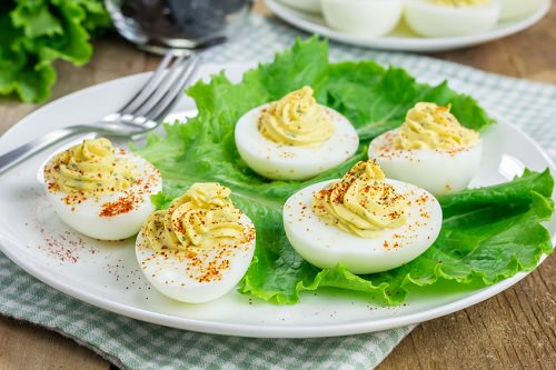 Sprinkle on Eggs