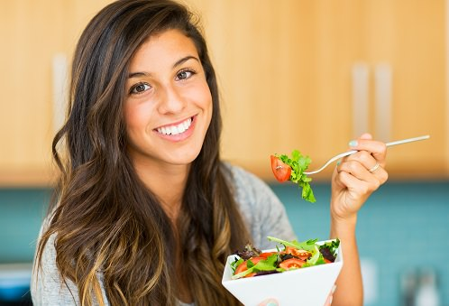 Start with a variety of nutrient-rich foods