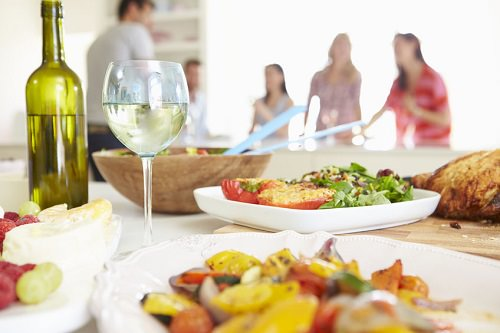 Bring a healthy dish