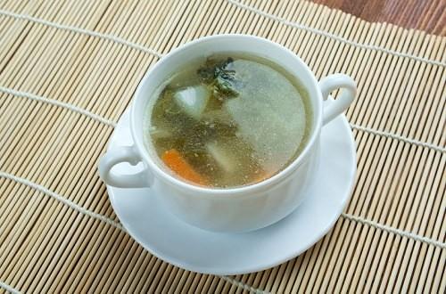 The soup diet
