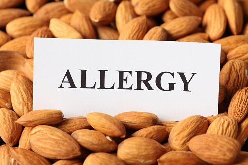 You have food allergies