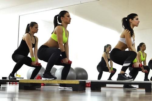 Do power squats