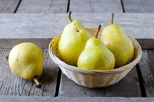 Fruits are rich in fiber