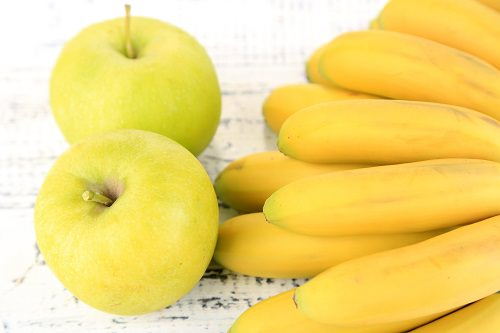 Low-glycemic fruits