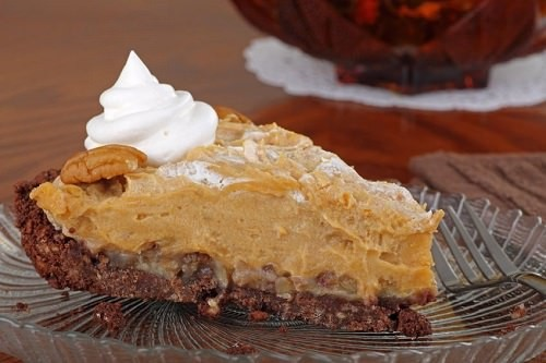 Peanut Butter Crunch Pie