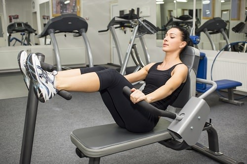 Weight loss through getting exercise on an empty stomach