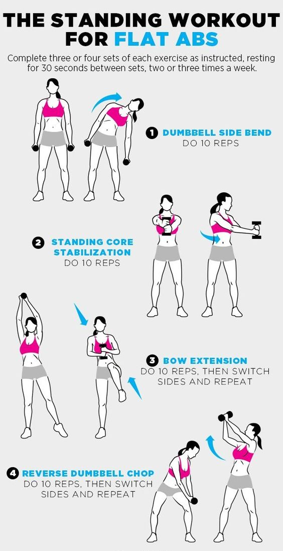 The Standing Workout