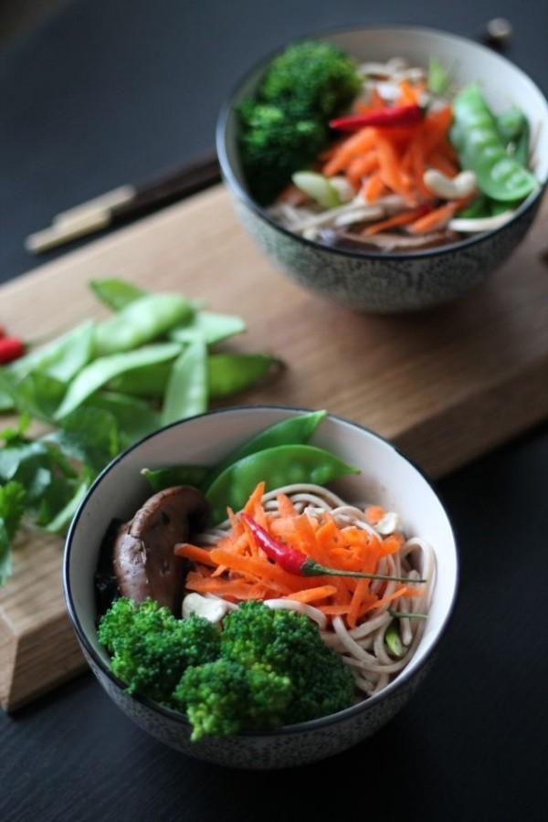 Noodle Buddha Bowl